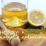 Honey natural aphrodisiac